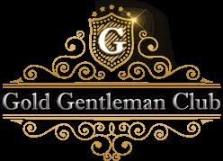 Логотип салона Gold Gentelman Club